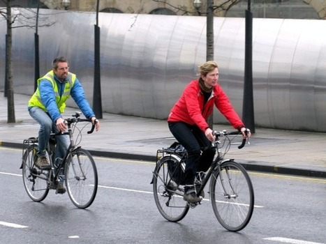 Cycling cooperative urges newbies to skill up for safety - Postcode Gazette   Active Commuting   Scoop.it