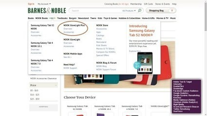 B&N Leaks the Name of the Next Nook - the GlowLight Plus | The Digital Reader | Archive and Library Go Digital | Scoop.it