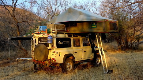 Travel Africa: Cool Land Rover Gear You Can't Live Without | Wildlife Conservation: People and Stories | Scoop.it