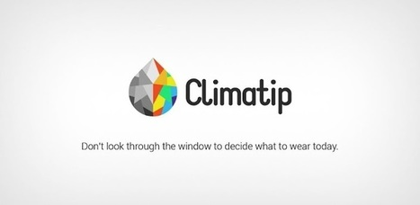 Climatip - Applications Android sur GooglePlay | Android Apps | Scoop.it