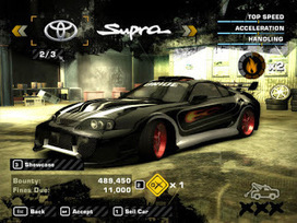 Need for Speed Most Wanted Black Edition PS2 IS