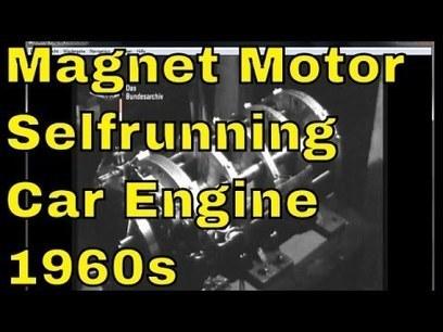 Lueling Permanent Magnet Motor Vintag