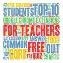 Top 10 FREE Google Chrome Extensions for Teachers | Library Media Resources | Scoop.it