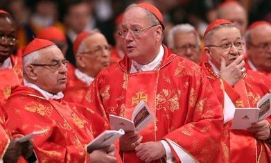 New York's Cardinal Dolan says gay people are 'entitled to friendship' only - The Guardian | LGBT Times | Scoop.it