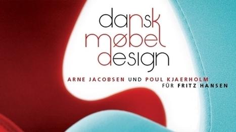 Wagner:Werk Museum Postsparkasse   Dansk Mobel Disegn. Arne Jacobsen und Poul Kjærholm für Fritz Hansen   (Un)visual Culture   Scoop.it