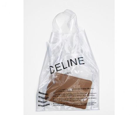 Un Plastique 590 Sac Céline En Sort À xwFRn0nqC5