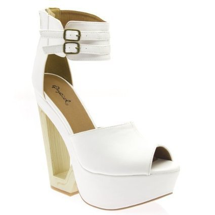Ankle' in Wedding Shoes | Scoop.it