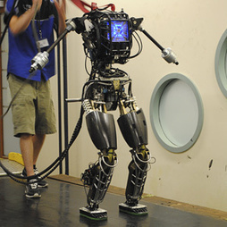 Meet Atlas, the Robot Designed to Save the Day - MIT Technology Review | Technologies et usages | Scoop.it