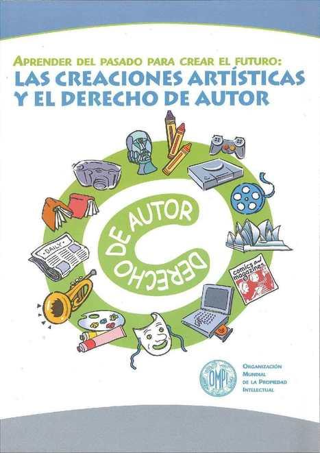 Las creaciones artísticas y el derecho de autor | ARTE, ARTISTAS E INNOVACIÓN TECNOLÓGICA | Scoop.it