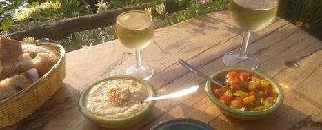 Kichererbsenpüree mit Olivenöl & Zitrone & Knoblauch   Web-Ernaehrung   Scoop.it