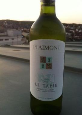 Weinrallye #62: Weine unter 5€. Le Tapie, ein Colombard aus der Gascogne | Weinrallye | Scoop.it
