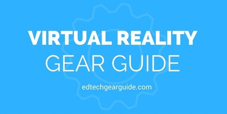The Virtual Reality Classroom Guide | Web 2.0 for Education | Scoop.it
