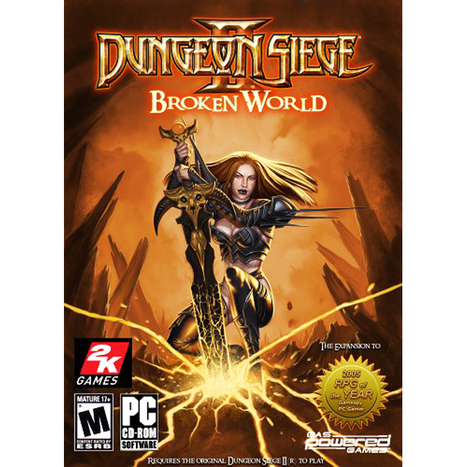 Dungeon siege 2 pc review and full download | old pc gaming.
