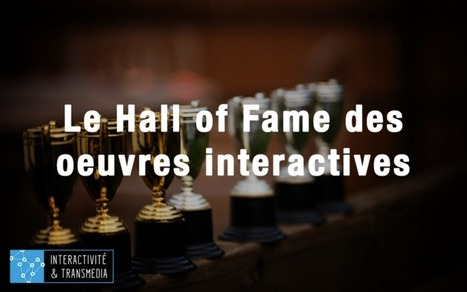 "20 nouvelles oeuvres dans le ""Hall of Fame"" interactif et transmedia 