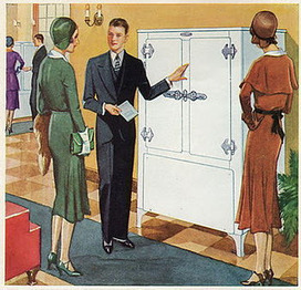 Caring For Vintage And Antique Kitchen Utensils - C. Dianne Zweig ... | Vintage Kitchens | Scoop.it