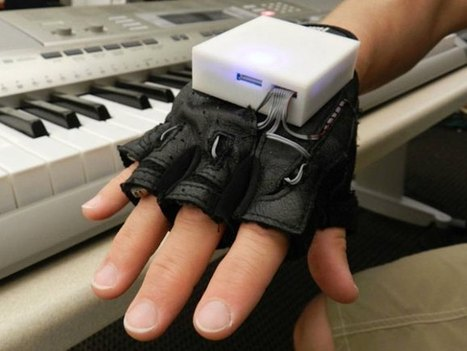 This Glove Makes You Beethoven   TechCrunch   Contemporary Learning Design   Scoop.it
