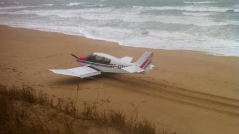 Fait divers. Le pilote de l'avion posé sur la plage de Gâvres témoigne - Ouest-France | J'écris mon premier roman | Scoop.it