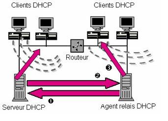 Tutoriel sur les serveurs   Eléments de cours sur le serveur DHCP   Cours Informatique   Scoop.it
