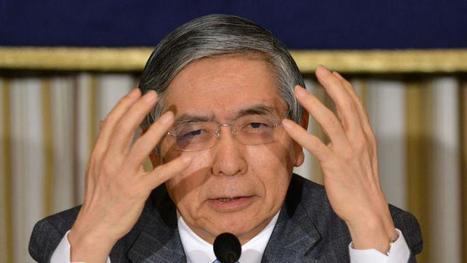 Déflation : le Japon met en garde l'Europe - Le Figaro | Economie - International - Sciences ... et autres nouvelles s'en approchant ;-) | Scoop.it