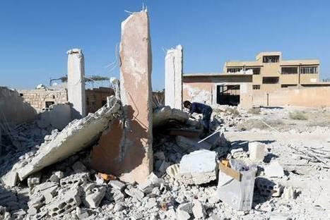 Warplanes Hit School in Northern Syria, Killing 22 | YGlobalBiz Education | Scoop.it