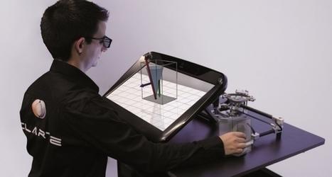 Quand la réalité virtuelle augmente l'enseignement - Enquête sur Educpros   Innovation pour l'éducation : pratique et théorie   Scoop.it
