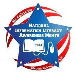 October 2014 National Information Literacy Awareness Month | Information Literacy - Education | Scoop.it