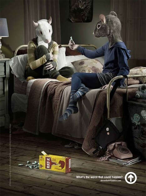 25 Stunning Animals Print Ads that will Make You Laugh | Psychology of Consumer Behaviour | Scoop.it