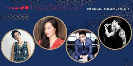 Hapa Japan (Los Angeles) Concert: Kina Grannis, Marié Digby, Kris Roche, and Andy Suzuki & the Method | Mixed American Life | Scoop.it