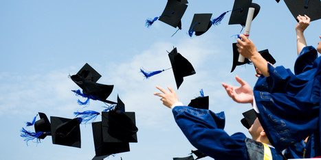 Arianna Huffington: Congrats, Graduates: Now Go Out There and Redefine Success   Executive Coaching Growth   Scoop.it
