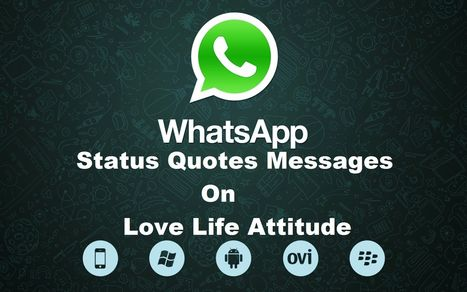Latest Whatsapp Status Quotes Messages On Love