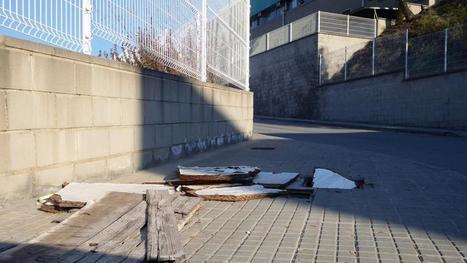 El desamparo de un polígono a las puertas de Barcelona | #territori | Scoop.it