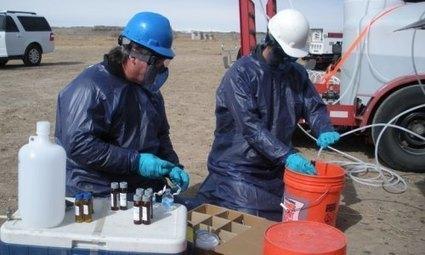 Revelan los efectos del fracking en los recursos hídricos | Infraestructura Sostenible | Scoop.it