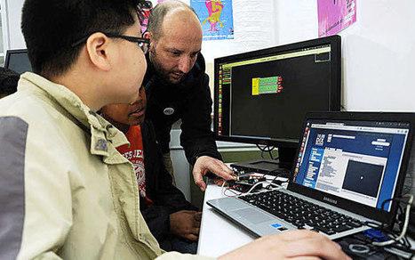 Arduino Day.  L'électronique, un jeu d'enfant | Fab Lab à l'université | Scoop.it