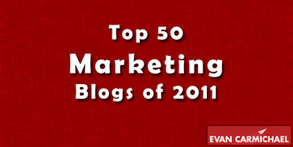 The Top 50 Marketing Blogs of 2011 | Business and Marketing | Scoop.it
