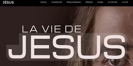 Agapé France met en ligne un nouveau site web consacré à la vie de Jésus | † Radio Prédication † - WebRadio Chrétienne | Scoop.it