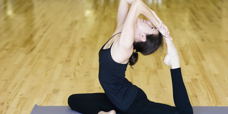 LOOK: How Yoga Changes Your Body, Starting The Day You Begin | positive psychology | Scoop.it
