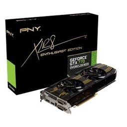 PNY KF770GTX2GEPB – GeForce GTX 770 2 Go XLR8 OC | High-Tech news | Scoop.it