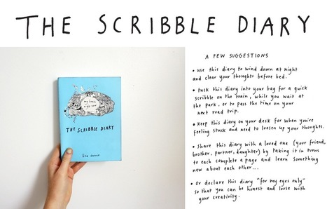 The Scribble Diary | Serious Play | Scoop.it