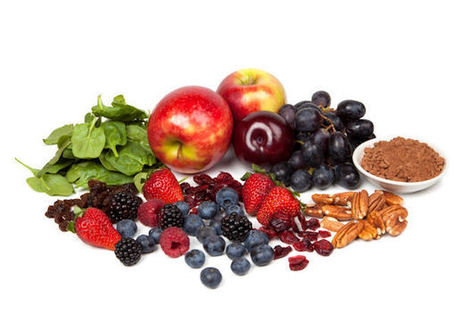 Stroke Risk Not Lowered With Antioxidants - Health News - redOrbit | REAL World Wellness | Scoop.it