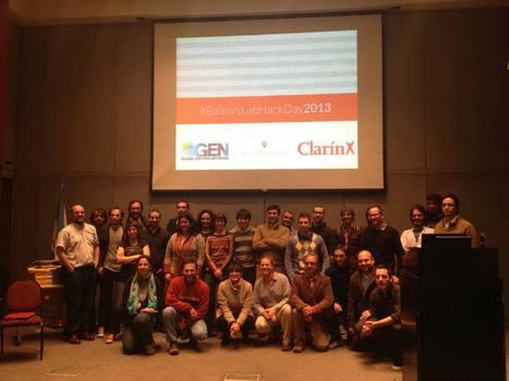 Diseñadores, programadores y periodistas de diferentes medios de comunicación de Argentina y Uruguay compiten en los Editors' Lab 2013 - GEN Iberoamérica | Innovación y nuevas tendencias de los medios y del periodismo | Scoop.it