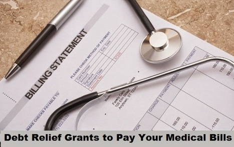 What are some debt payoff grants?