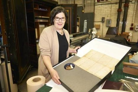 EXCLUSIVE: Municipal Archives offer rare look at NYC history | Libraries & Archives 101 | Scoop.it