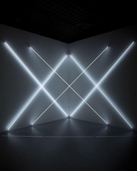François Morellet, mort d'un éclaireur | Art contemporain et culture | Scoop.it