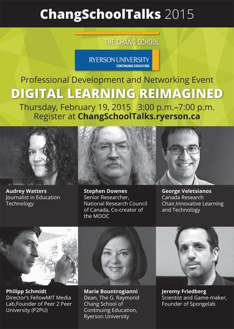 ChangSchoolTalks 2015   Digital Education Strategies   Scoop.it