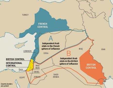 40 maps that explain World War I | vox.com | K-12 Web Resources - History & Social Studies | Scoop.it