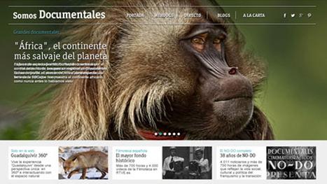 RTVE.es lanza la mayor web de documentales en castellano del mundo | RECURSOS EDUCATIVOS | Scoop.it