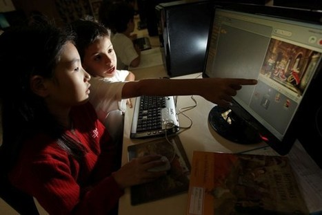 A criança, o livro digital e o futuro da leitura | Hoje na WEB | Scoop.it