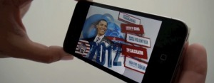 La campagne en réalité augmentée d'Obama | PeanAds | Augmented Reality Stuff For You | Scoop.it