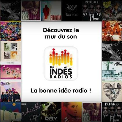 Les Indés Radios lance une appli   Radio 2.0 (En & Fr)   Scoop.it
