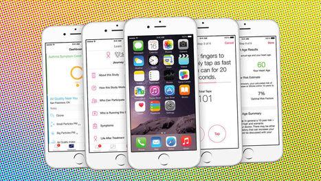 How Apple Is Building An Ecosystem For Your Body   shubush healthwear   Scoop.it